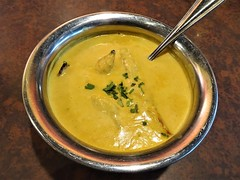 Kuku Paka (knightbefore_99) Tags: vancouver restaurant lunch food jambo grill tasty kingsway kenya african chicken kuku paka sauce cream curry delicious best nice coconut