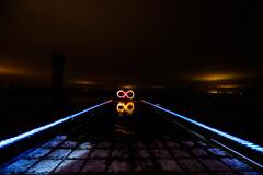 Endless (.Alnath.) Tags: epecuen argentina d7200 longexposure lightpainting infinite nikon