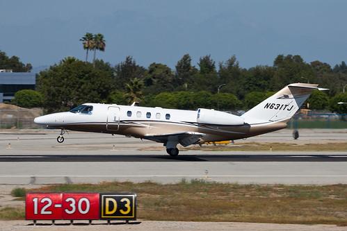 Private Cessna 525c Citation Cj4 N631tj A Photo On Flickriver