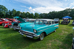 melhashriners2019-13 (gtxjimmy) Tags: sonya7ii sony alpha a7ii massachusetts newengland summer mooselodge shriners melhashriners 39thannualmelhashrinerscarshow carshow autoshow autorama auto automobile car vehicle classic vintage antique muscle chicopee chevy chevrolet belair