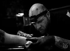Origin Photo 1.6 (grey fish) Tags: tattoo origin die right studios black white eric goodman greyfish