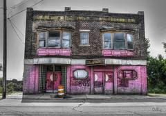 Ideal Bar (lloydboy52) Tags: idealbar delray detroit neighborhood michigan abandoned dilapidated urbex cocktailloungetavern apartment decay rougeriver