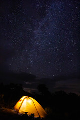(El Stevo13) Tags: colorado sangre de cristo ranches co camping camp backpack tent glow light stars night sky milky way galaxy hike