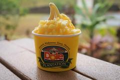 Dole Whip (Like_the_Grand_Canyon) Tags: hawaii pineapple plantation food essen meal ananas