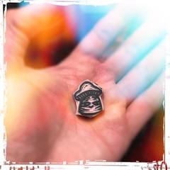 Tiny Mushroom (Brian Lapsley) Tags: handcarved made make craft diy rubberstamp supply art