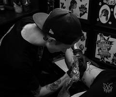 Origin Photo 1.14 (grey fish) Tags: tattoo origin die right studios black white eric goodman greyfish