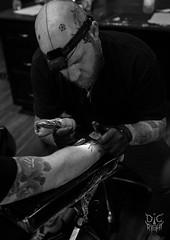 Origin Photo 1.13 (grey fish) Tags: tattoo origin die right studios black white eric goodman greyfish