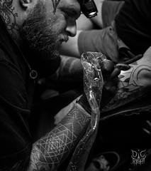 Origin Photo 1.8 (grey fish) Tags: tattoo origin die right studios black white eric goodman greyfish