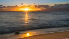 Setting Sun (Ken Mickel) Tags: clouds coast hawaii kaanapali kenmickelphotography landscape longexposure longexposurephotography maui ocean outdoors seascape seashore sky sunsets photography sunset water lahaina unitedstatesofamerica