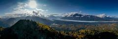 Glacier Fall (akphotograph.com) Tags: lionshead drone glacier mavic2pro dji