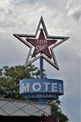 Top Star Motel (slammerking) Tags: motel topstarmotel auroracolorado sign neonsign colfax