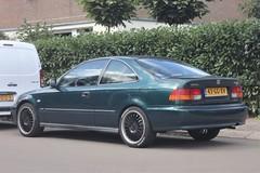 Honda Civic mk6 1.6i Coupé 2-11-2000 43-GG-XV (Fuego 81) Tags: honda civic mk6 coupé 2000 43ggxv onk sidecode6