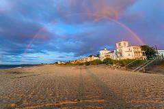 Rainbow Baltic Sea Heiligendamm 5084 (Peter Goll thx for +13.000.000 views) Tags: baddoberan mecklenburgvorpommern deutschland rainbow regenbogen beach strand ostsee balticsea