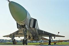 "Su-15UM Flagon-G ""72 Red"" (Nils Mosberg) Tags: maks2019 sukhoisu15flagon sukhoisu15umflagong su15"