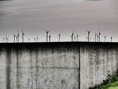 BruiNiSSe. (Omroep Zeeland) Tags: fundering windmolens krammer grevelingenmeer beton windmill energy energie wind viento zeeland nederland september 2019 panasonic lumix