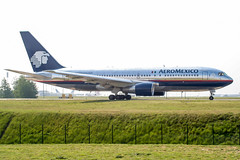 XA-OAM (PlanePixNase) Tags: aircraft airport planespotting paris cdg lfpg charlesdegaulle roissy aeromexico boeing 767 767200 b762
