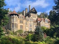 Cragside (markshephard800) Tags: windows house architecture garden nationaltrust cragside