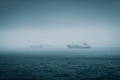 Somewhere in the North Atlantic (Pascal Riemann) Tags: schiff meer gewässer atlantik fahrzeug ozean färöer natur landschaft landscape nature ocean outdoor ship vehicle vessel sea waters