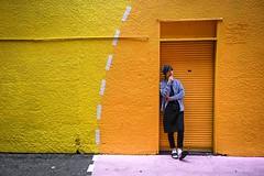 Alleyway in Vancouver Downtown (stephenccwu) Tags: alley person nikonz6 vancouver downtown streetphotography vape