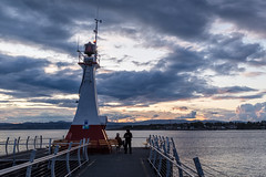 DSCF4677 (FNshutter) Tags: fujifilmx100f x100f pier lighthouse water breakwater victoria bc harbour clouds dusk sky