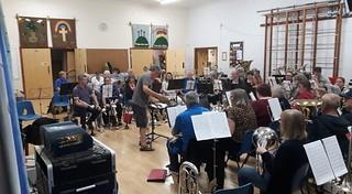 Massed Band 1