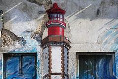 Streetart (hans pohl) Tags: portugal sesimbra art façades peintures peintings architecture