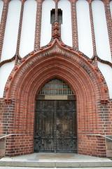Flensburg: Evangelische Kirche St. Jürgen in Jürgensby (Helgoland01) Tags: flensburg schleswigholstein deutschland germany kirche church gründerzeit gotik gothic