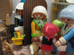 The Witch Cat III (raaen99) Tags: thewitchcat witchcat witchofsutton suttonwitch englishfolktale britishfolktale folktale english british englishfairytale englishfaerietale folklaw englishfolklaw fairytale contedefées märchen kinderundhausmärchen fiaba sprookje children child toy toys playmobil faerietale childrensstory nursery nurserytale childhood childrenstoys tableau plastic plastictoy cat witch 巫婆 sorcière sorciere enchanteresse hexe heks strega gatta katze chatte chat gatto kat sutton suttonvillage winthorpe winthorpevillage legend englishlegend britishlegend family husband wife weaver boy girl man woman playmobil3838 playmobilwitch playmobilwitch3838