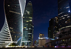 Moscow International Business Center Panorama (Phuketian.S) Tags: panorama moskva bank river promenade boat ship cruise moscow international business center downtown russia capital skyscrapers shopping shop restaurant viewpoint building high office rich expensive vip new york style glass mirror sky blue green future futuristic hotel phuketian