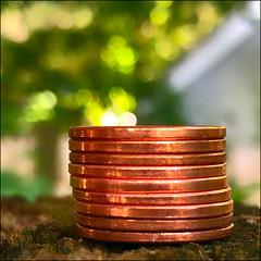 nine ¢ (Timothy Valentine) Tags: home penny copper 0919 nine 9 macromondays camera2 2019 coin eastbridgewater massachusetts unitedstatesofamerica