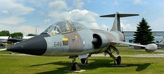 """Canadair CF-104D Starfighter 1 • <a style=""""font-size:0.8em;"""" href=""""http://www.flickr.com/photos/81723459@N04/48704443798/"""" target=""""_blank"""">View on Flickr</a>"""