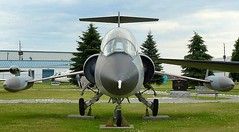 """Canadair CF-104D Starfighter 2 • <a style=""""font-size:0.8em;"""" href=""""http://www.flickr.com/photos/81723459@N04/48704444388/"""" target=""""_blank"""">View on Flickr</a>"""