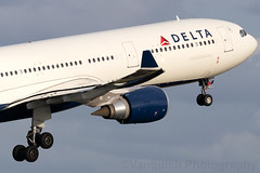 N830NW Delta Airlines A330-300 Amsterdam (Vanquish-Photography) Tags: amsterdam train canon photography eos airport ryan aviation railway delta aeroplane taylor 7d airlines schiphol ams spotting ryantaylor schipholairport vanquish 6d eham a330300 amsterdamschiphol amsterdamschipholairport 80d vanquishphotography n830nw