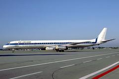 C-FCPS_1985-08_MUC_1200_CW (stefanmuc2001) Tags: cfcps icelandair worldwayscanada dc8 dc863 douglasdc8 mcdonnelldouglas airalgerie airliner jetliner aircraft plane flugzeug 1985 münchen munich eddm muc riem flughafenriem münchenriem munichriem flughafen airport kodachrome k25 slidescan aircraftslide