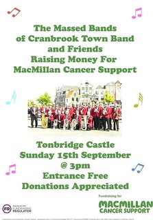 Massed Bands Poster