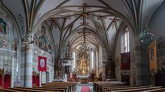 Wallfahrtskirche Maria am Stein (Robert Kallaschek) Tags: church austria kirche panorama gotik