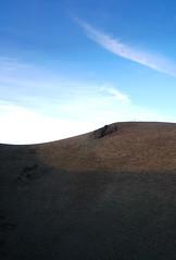 Mt Noorat composed (simoneandginko) Tags: victoria roadtrip volcano mountain trees fog sunset