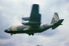 The gentle art of panning! XV200 RAF Lockheed C-130 Hercules C.1 about to land at RAF Northolt (heathrow.junkie) Tags: xv200 raf lockheed c130 hercules rafnortholt london