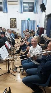 Massed Band 4