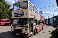Trolleybus 2450 Sandtoft Museum 08 Sep 19 (doughnut14) Tags: trolleybus 2450 museum sypte doncaster cum kirksandall 1985 sandtoft