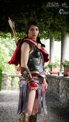 Volta in Cosplay 2019 - Lucia Sky as Kassandra from Assassin's Creed Odyssey, by SpirosK photography and Ailiroy (SpirosK photography) Tags: voltaincosplay2019 kassandra luciasky assassinscreed odyssey assassinscreedodyssey videogame game videogamecharacter voltaincosplay cosplay volta portrait costumeplay italy italia palazzogonzaga voiltamantovana sitting relaxing gettingready panasoniclumixdmcg7