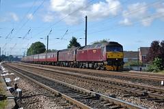 Scarborough  Spa Express (paul_braybrook) Tags: class47 diesel westcoastrailways scarboroughspaexpress copmanthorpe york railtour railway charter trains