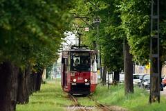 Konstal 805Na #050 (b-dziewiętnaście) Tags: konstal 805na 050 linia1 lijn1 linie1 poland polska elbląg strasenbahn tram tramwaj tramwajeelbląskie te
