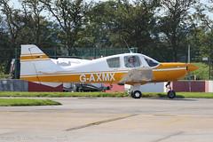 G-AXMX - 1969 build Beagle B.121 Pup 150, Hawarden resident (egcc) Tags: 103 b121103 b121 beagle bobthebeaglegroup broughton ceg chester egnr gaxmx hawarden lightroom pup vhupt
