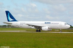 SATA A320 CS-TKK (Adrian.Kissane) Tags: ireland aviation runway sky outdoors departing airport jet plane aeroplane aircraft airbus 2390 762009 a320 cstkk dublin dublinairport sata