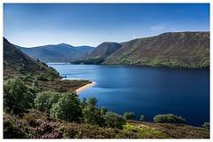 Loch muick. (alananderson43) Tags: loch lochmuick muick hill scottishhills scottishhighlands highlands scottishlandscape scotland scottishmountains landscapes water hiking sunshine summer sunlight ballater scenery sony1650mm sony sonya6000 a6000 lochnagar whitemounth broadcairn cairngormnationalpark