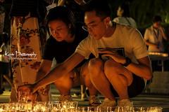 FXT22210 (kevinegng) Tags: singapore singaporenightfestival nightphotography nightfestival nightscene lightsinstallation lights festival peaceharmony cathedralofgoodshepherd candles candlelight