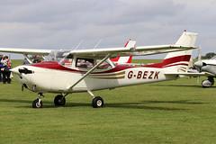 G-BEZK_01 (GH@BHD) Tags: gbezk cessna cessna172 skyhawk laa laarally laarally2019 sywellairfield sywell aircraft aviation
