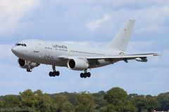 Airbus A310-304/MRTT - 10+24 - Luftwaffe (Liam J Daniels) Tags: airbus a310304mrtt 1024 luftwaffe raf brize norton 04 september 2019