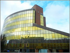 Glass Reflections .. (** Janets Photos **) Tags: uk citycentres hull iconicbuildings landmarks architecture east yorkshire